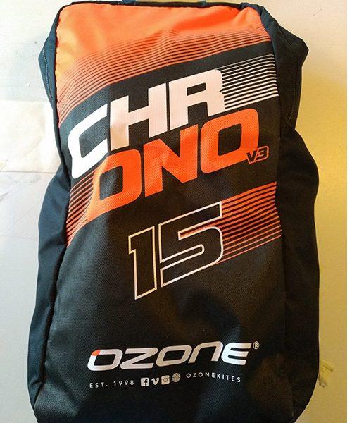 foil usato ozone kites